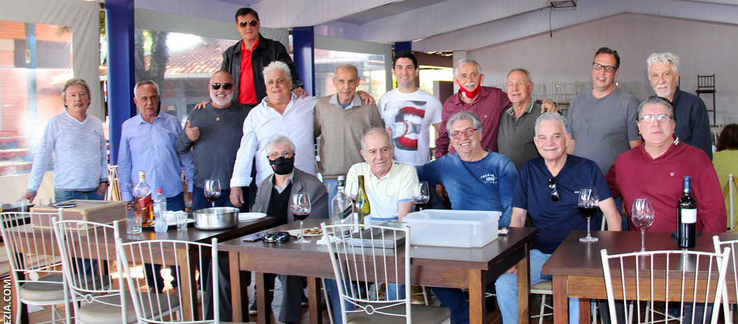 Almoço Confraria Boca Maldita –  Guilherme Bala